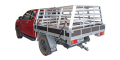 Flat deck ute crate _ angled sides